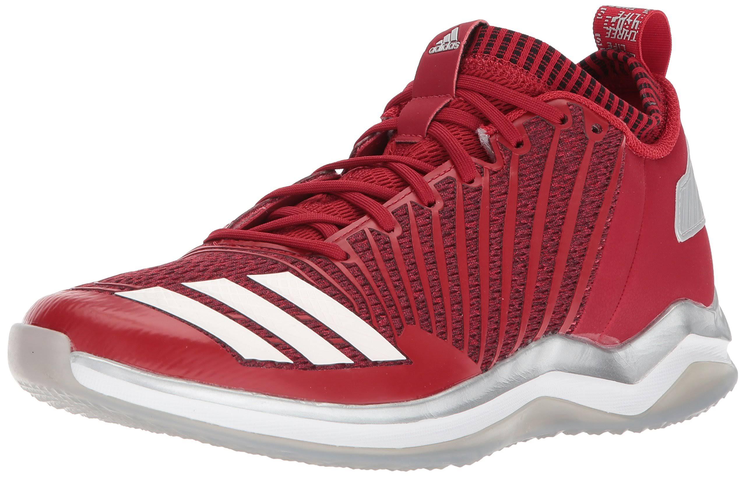 Größe By3302600 12 Icon White Trainer Adidas Power Cloud Red Herren Baseballschuh UgxXY7wq0