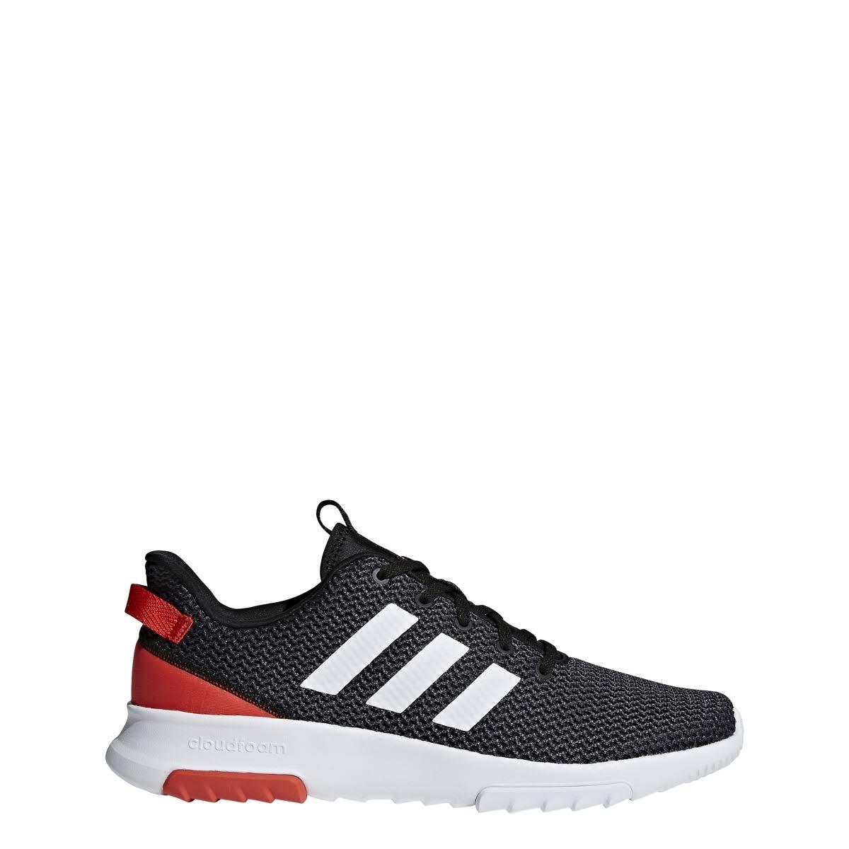 14 Cloudfoam Shoes Racer Negro Tr Rojo Black Originales Adidas Hombres dqXwtFq
