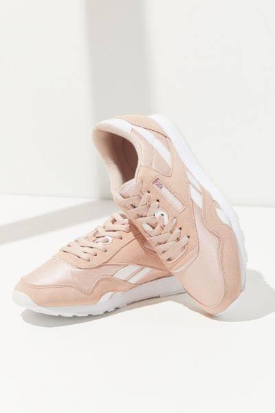 8 Reebok Nylon Beige Outfitters Urban Classic Damen Sneaker Bei qzBFR