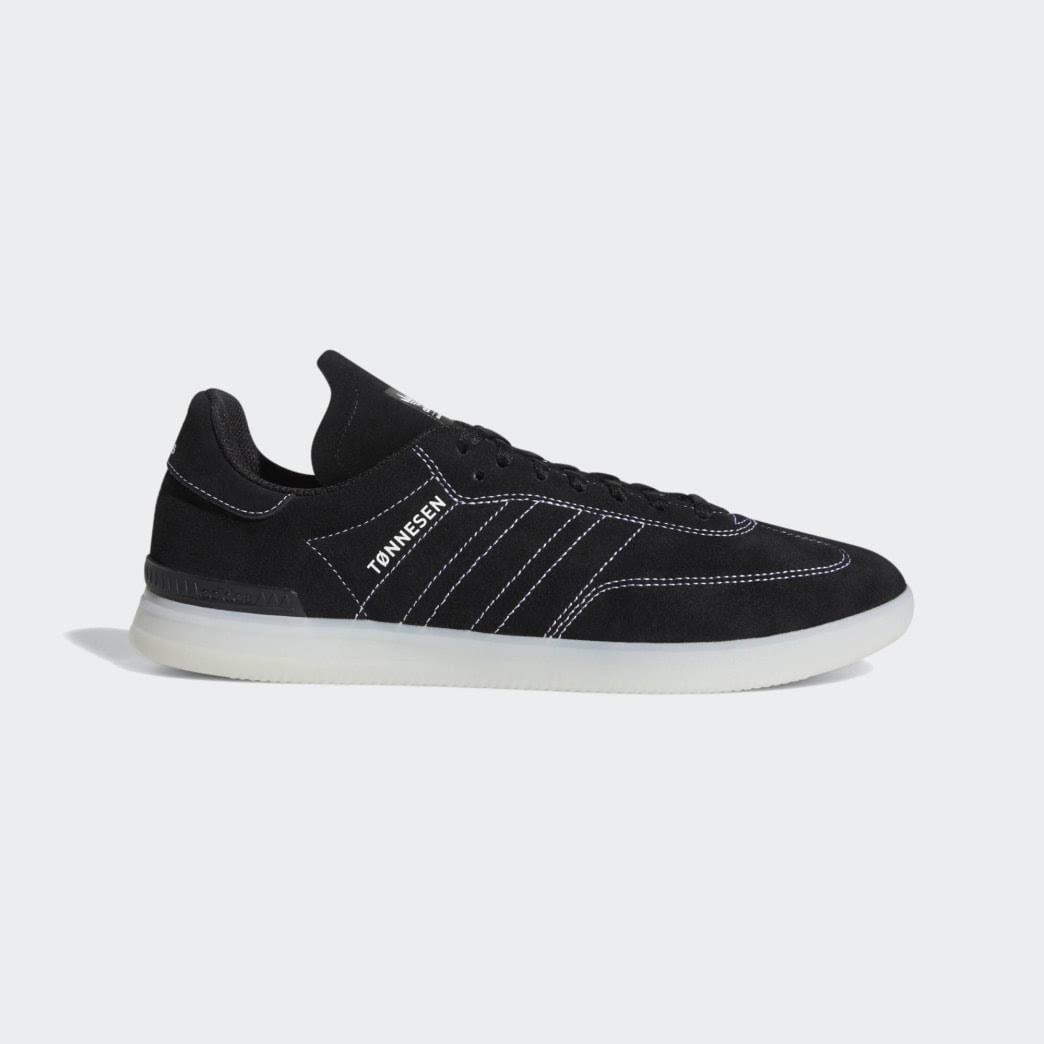 Adidas Samba ADV x Gustav Core Black White