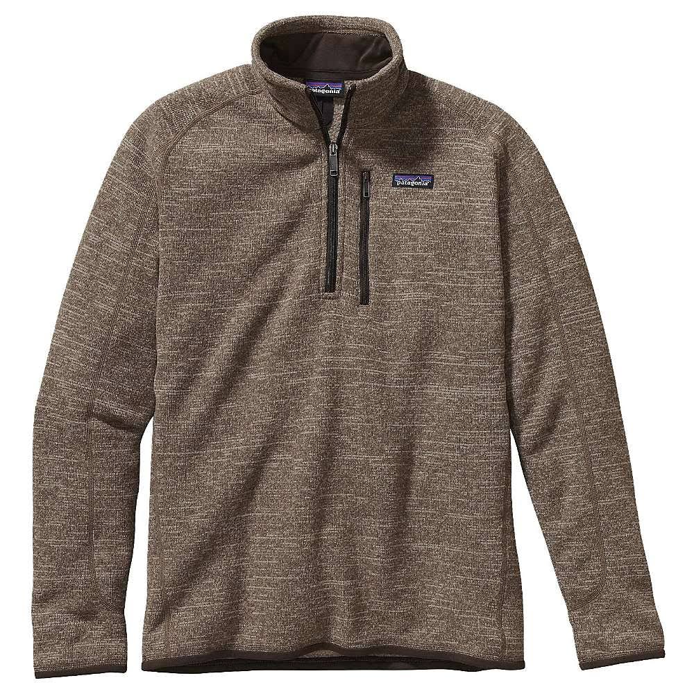 Stone Bleached Sweater Better Herren 1 Zip Patagonia Khaki 4 gwUx1qvE5