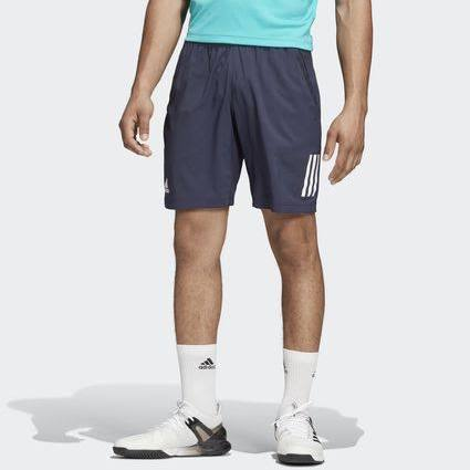 Homem Adidas Club 3 Azul Shorts stripes Tennis XZXw7r
