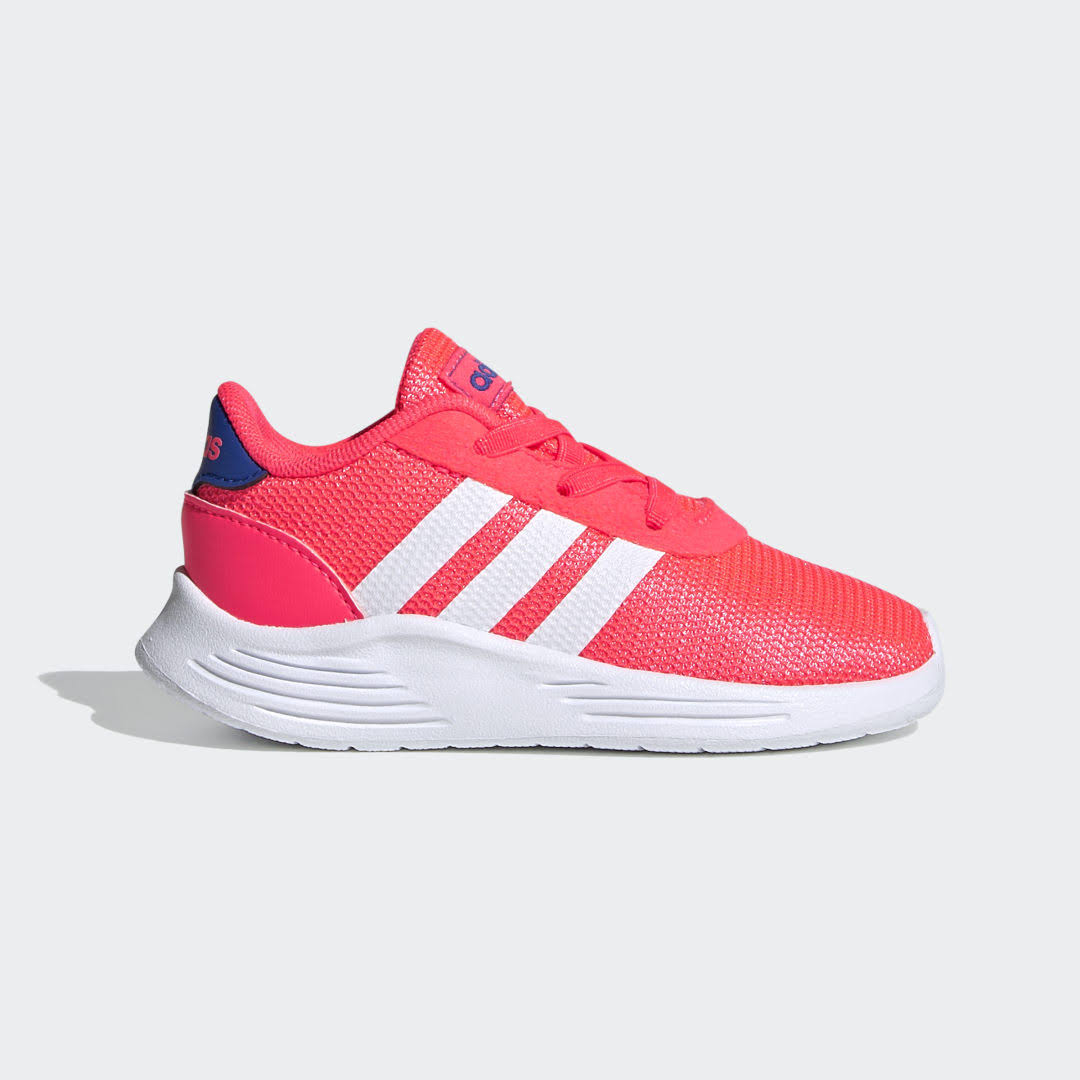 Adidas Lite Racer 2.0 Shoes - Kids - Pink