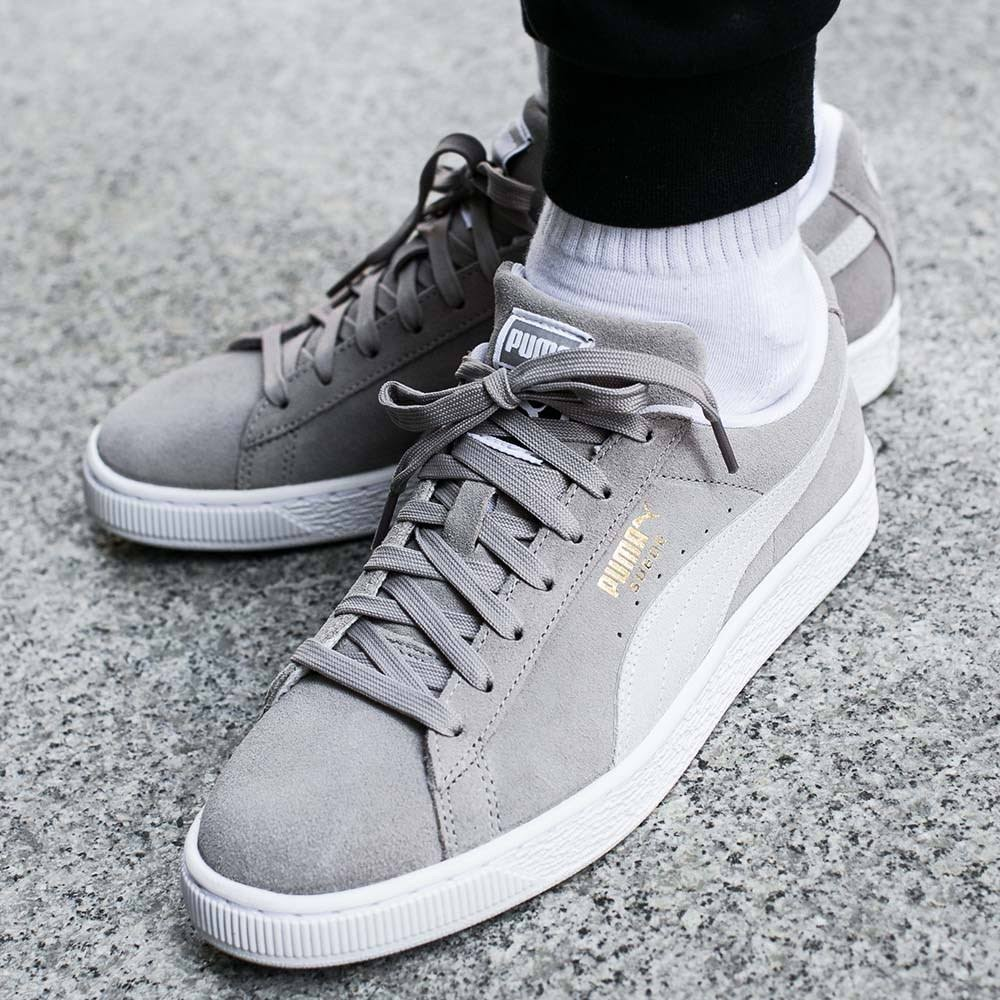 Suede Shoes 8 36534701 Beige 5 Classic Puma PSH5wqS