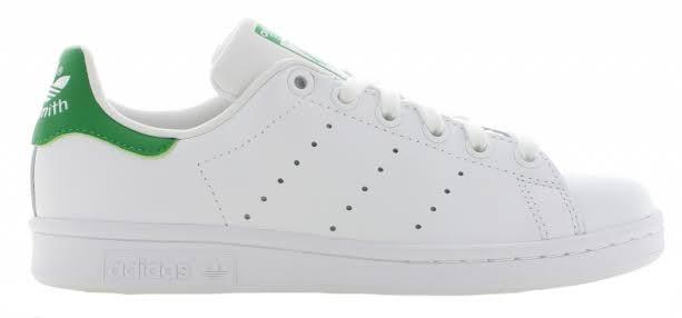 adidas Stan Smith White Green (Youth)