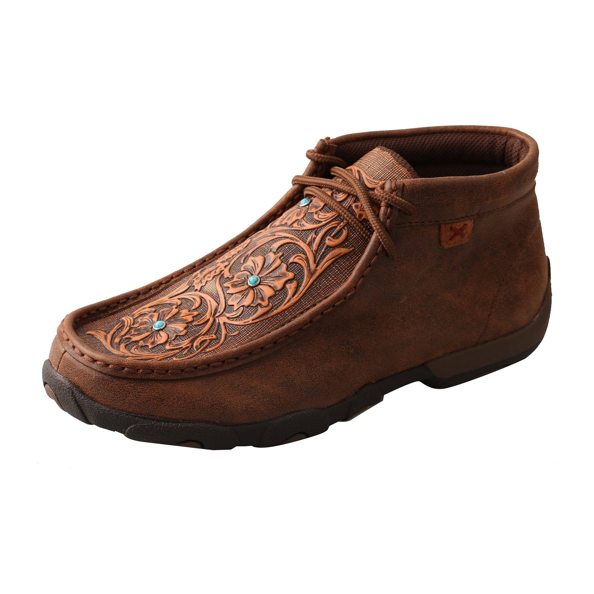 Casual Wdm0081 bruin bewerkt Twisted Dames schoenen X Moc roCWdBeEQx