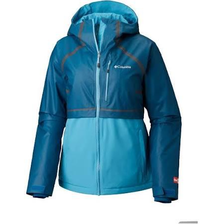 Mujer Para Glacial Outdry Lagoon Beta L Heather Beta Híbrida Chaqueta Columbia xw06pnqHxA