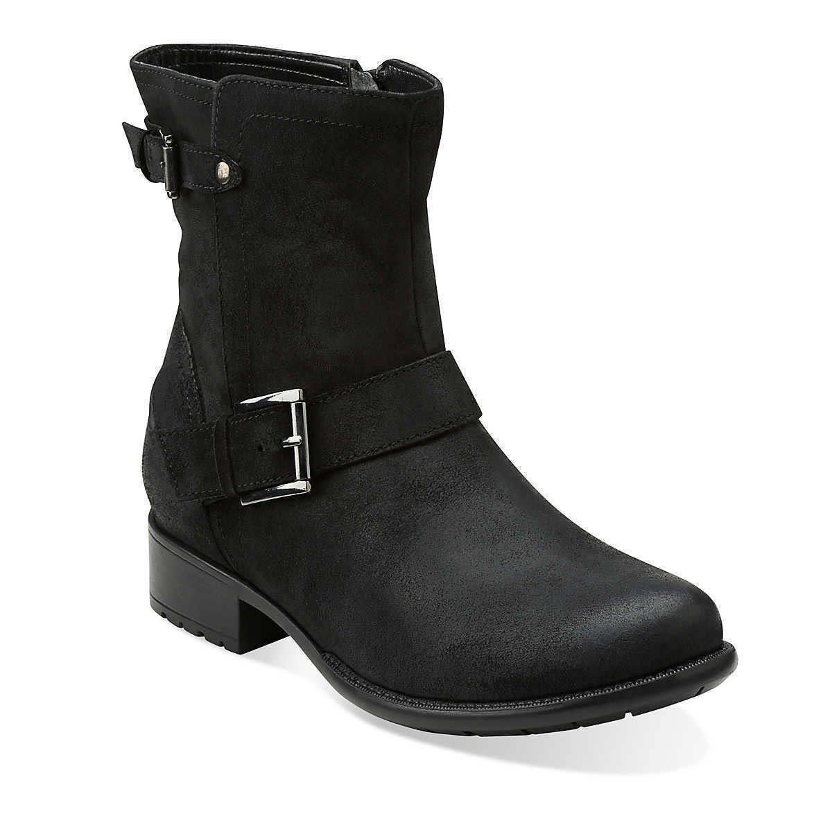 Clarks Black Dames 5 Float Plaza Suede BootGrootte5 PNn0wkX8O