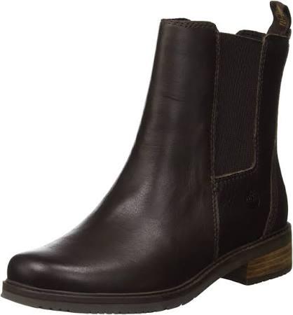 Timberland Chevalier amp; Größe Chelsea Mont Boots 39 Stiefeletten Braun WqptwYqd