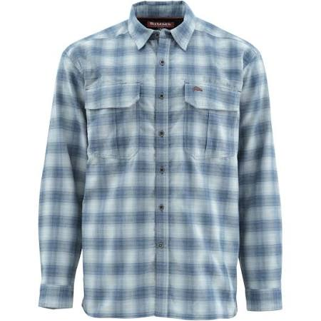 S Weather Blue Simms Admiral Cold Shirt Herren Plaid 05wqZOw