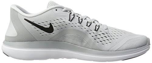 De Zapatillas 8 Nike plateado Flex 2017 Talla Running Para Hombre 5 Rn B1qdz1r7