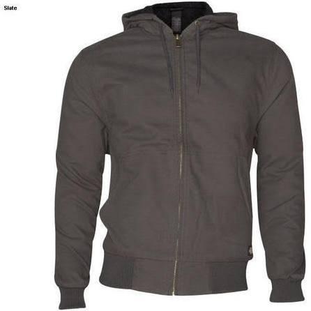 Herren M Sanded Slate Hooded Duck Dickies Jacket 1ORqzxw