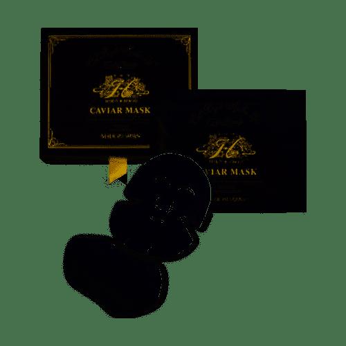 Hirosophy Cavier Face Mask 36ml x 10 Sheets