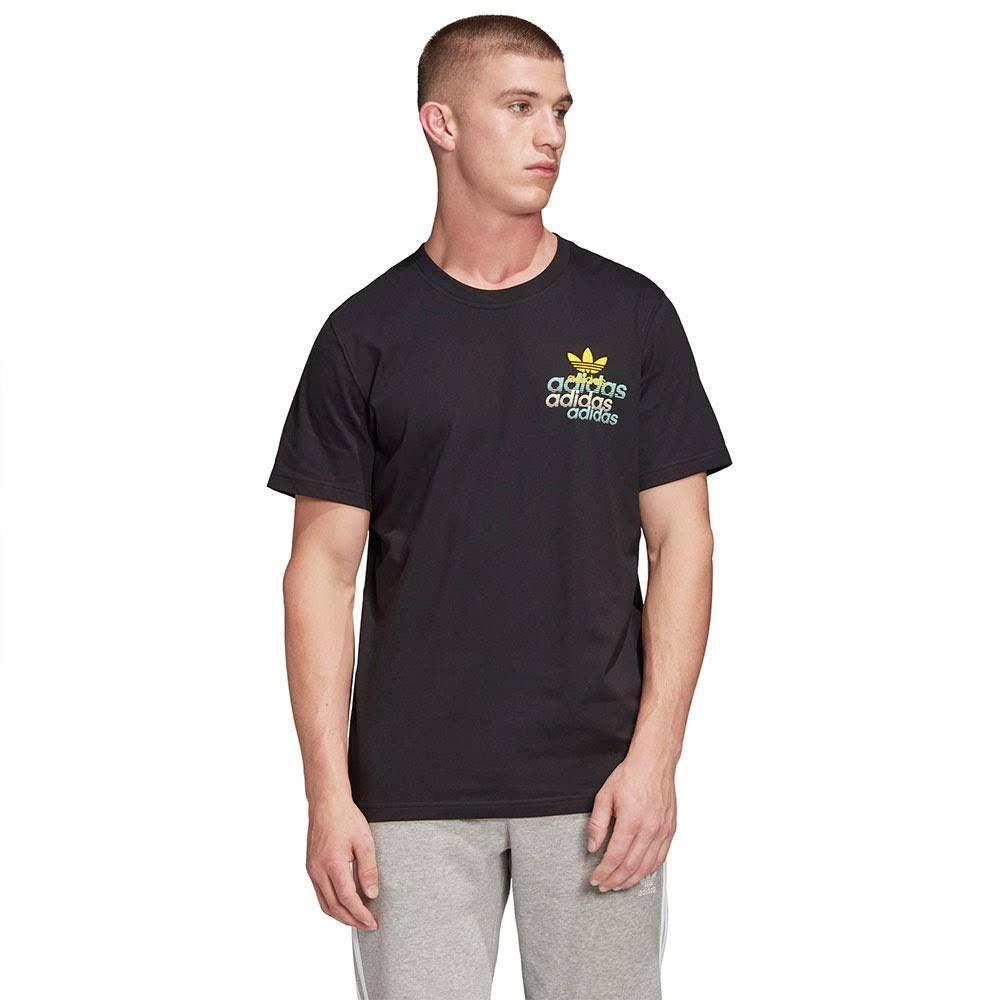Adidas Originals Shattered T-Shirt Black S