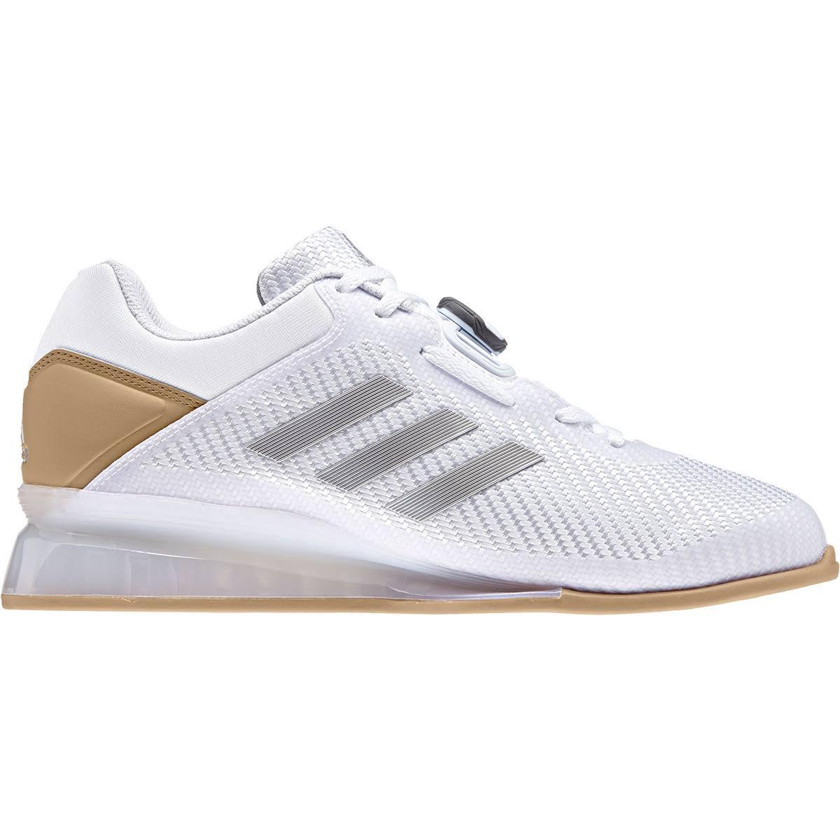 Gewichtheben Adidas 16 Herren Weiß Leistung Ll Schuhe Zq8PIq