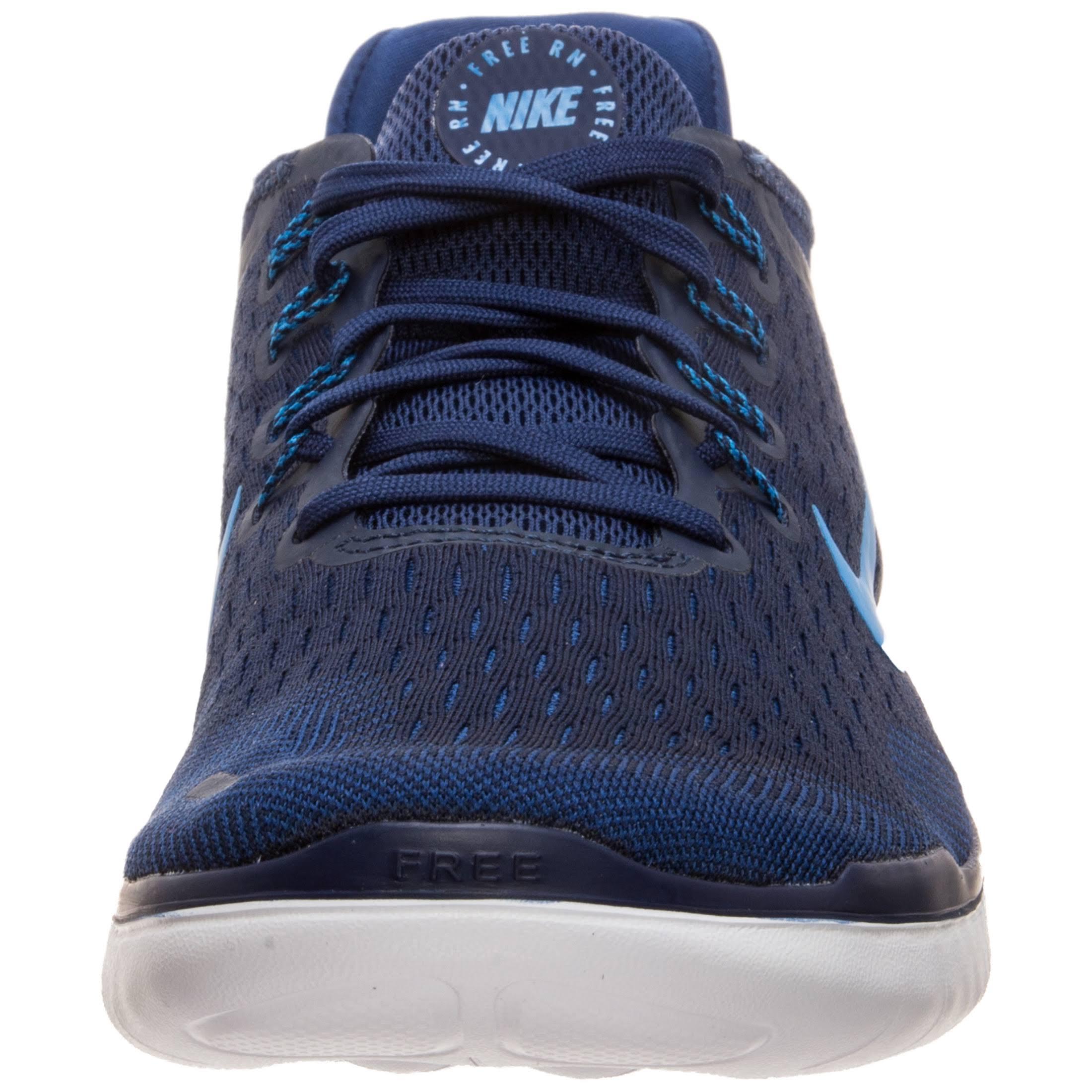 Navy Laufschuhe 42 Blau Nike 2018 In blau Größe Herren Free Run Rnz5TwgqH