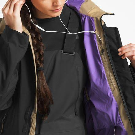 Kelp Damen Xs The Jacket Tnf Kras Face North Tan Schwarz Pw4qXRO1