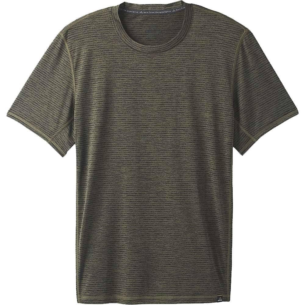 Mens Shirt Cargo Hardesty 357 M11170402 l Prana Large Stripe vqRfcw