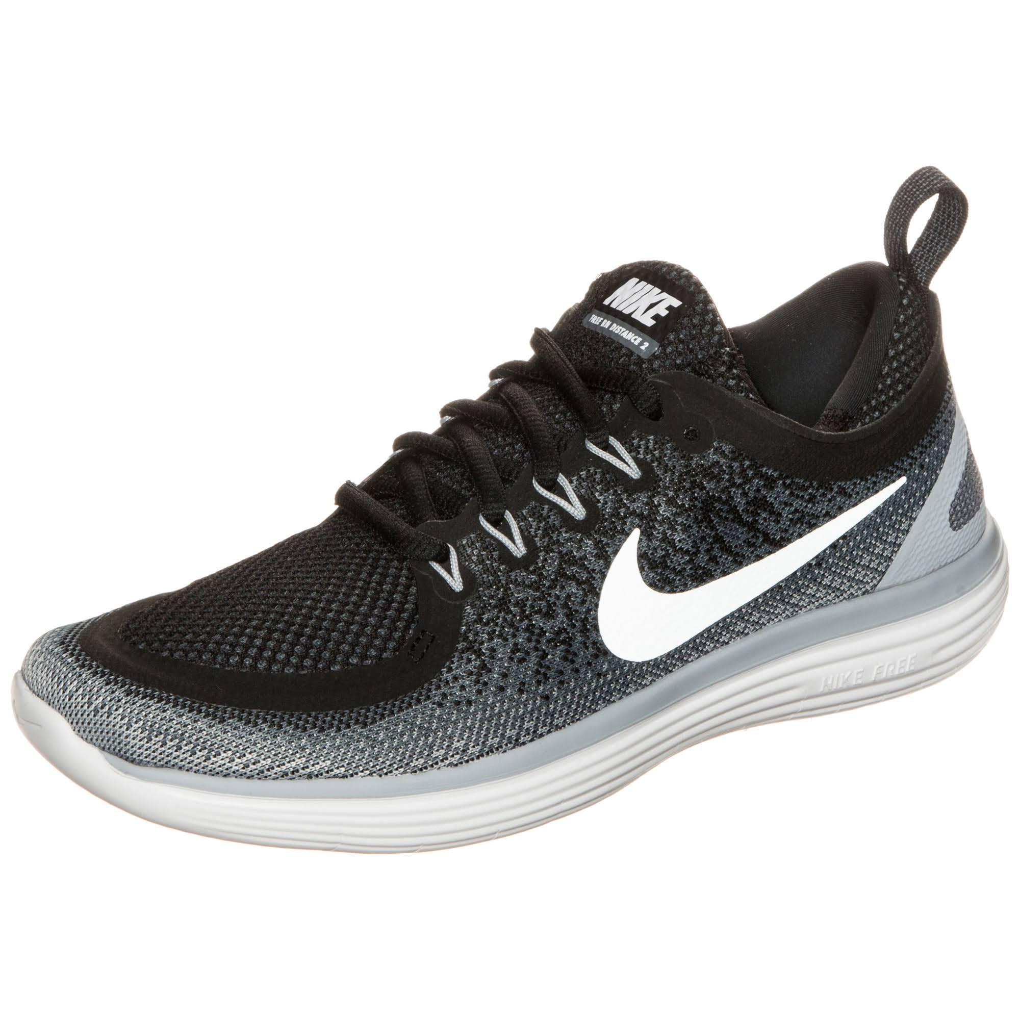 38 7 Nike 2 Free damen Rn Us Distance Größe Schwarz Rqv1xYR