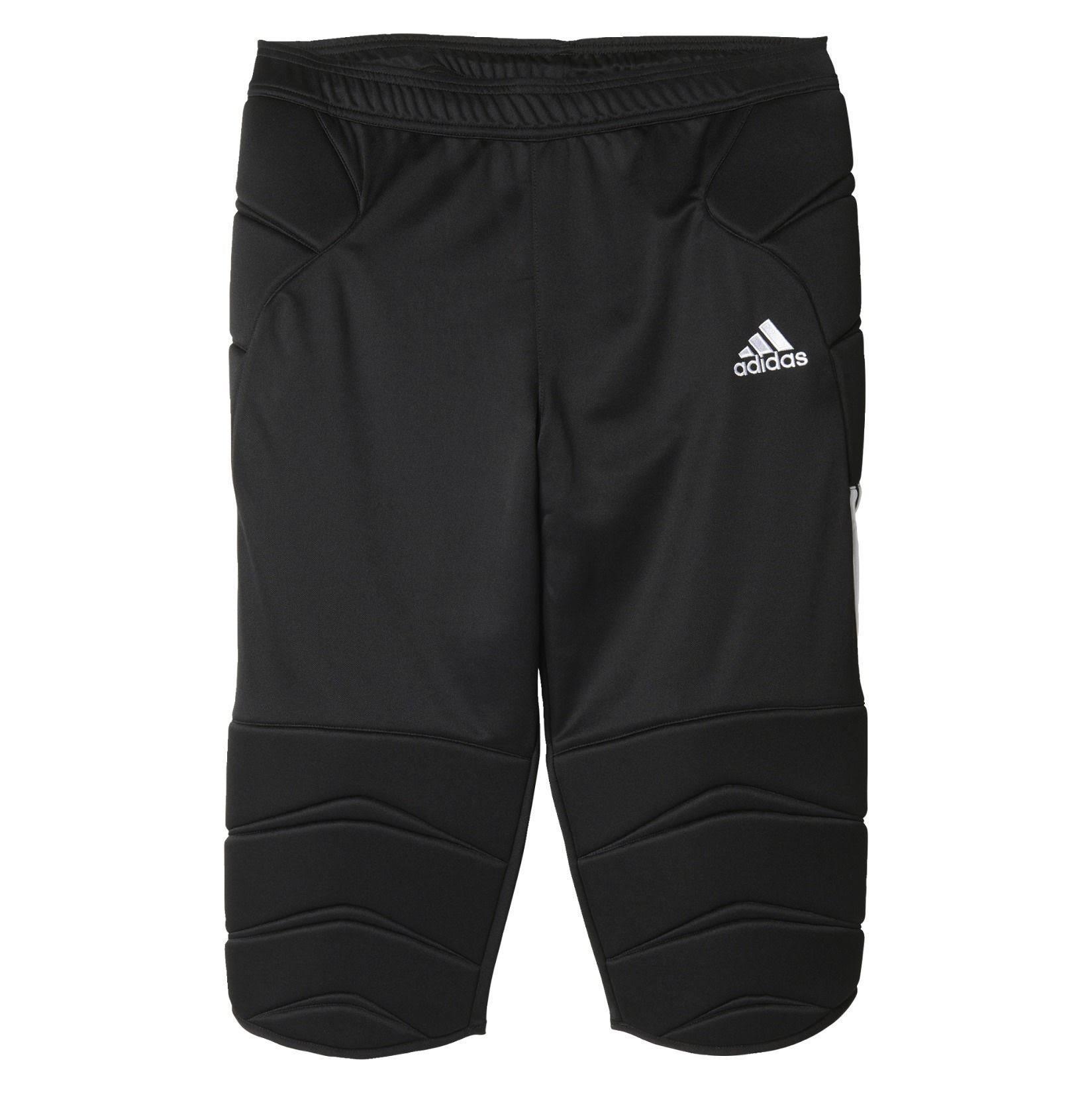 Adidas 3/4 Goalkeeper Trousers Tierro 13 Black