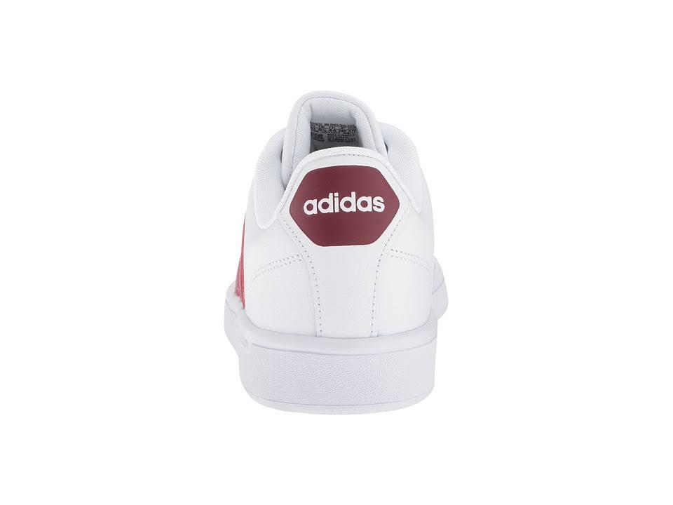 Stripe witcollegiaal Advantage bordeaux SneakerHerenschoenen Adidas H2e9WEDIYb