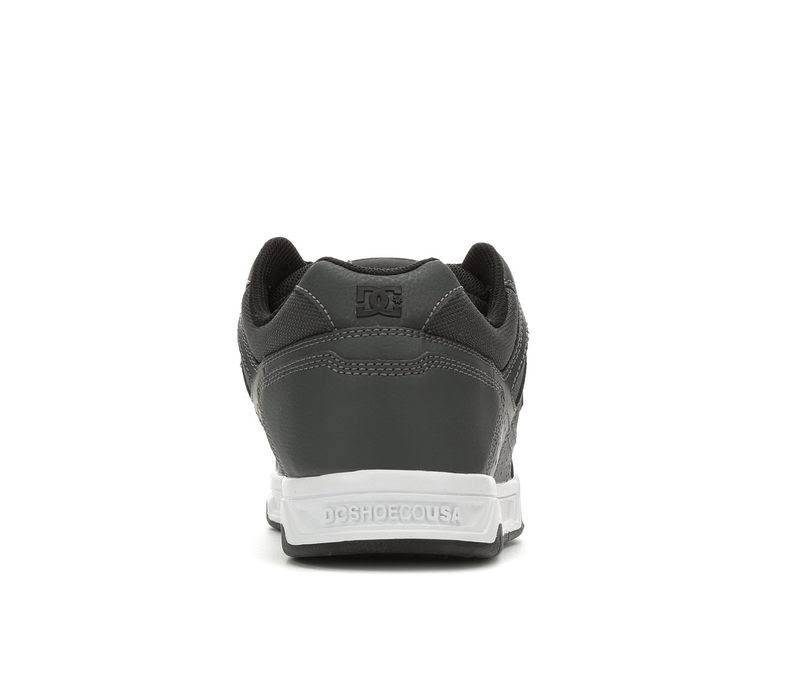 De Hombre 8 D Stag Dc Para Skate Zapatos Mediano Gris Oscuro dtcnq86