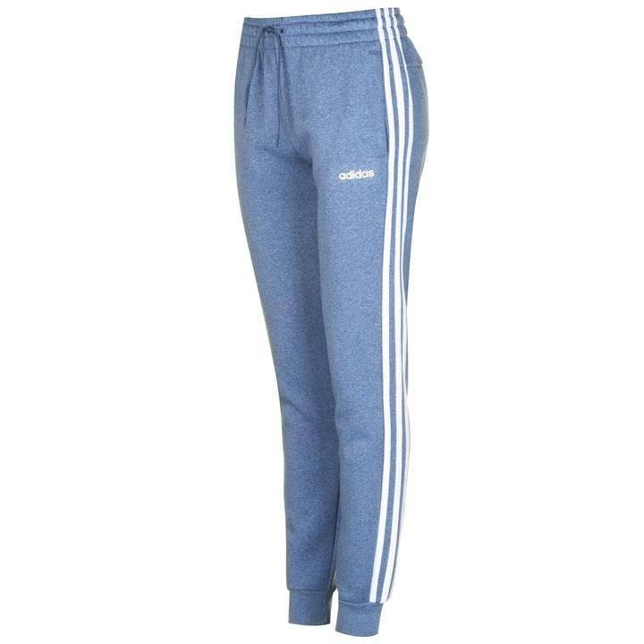Adidas Essential 3 Stripe Jogging Pants Ladies - Tech Ink