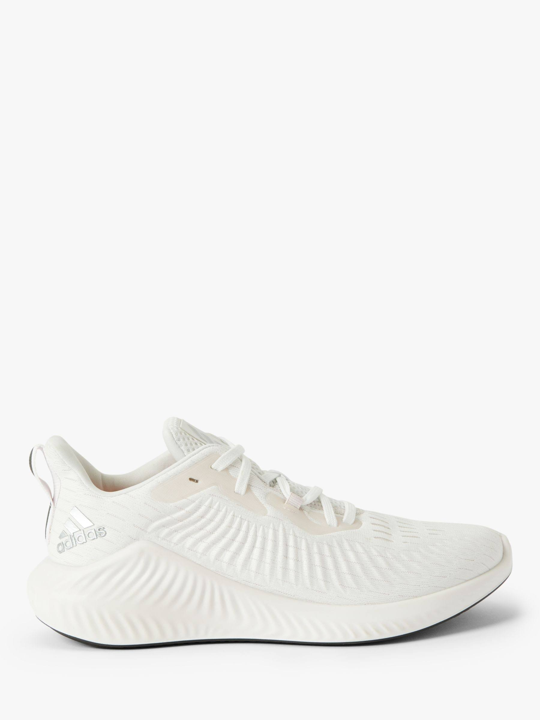 Adidas Alphabounce  W [G54122] Women Running Shoes White/Silver