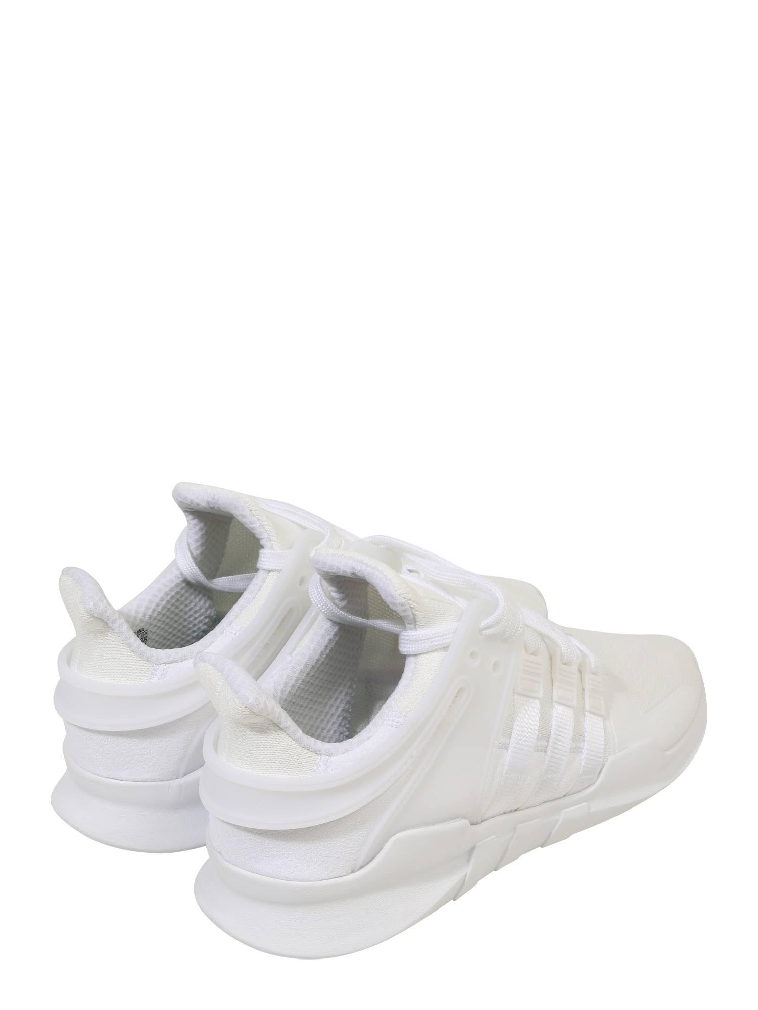 Adv ftwr Adidas Sneaker Eqt Support White core Elfenbein ftwr Black White O6qSEw