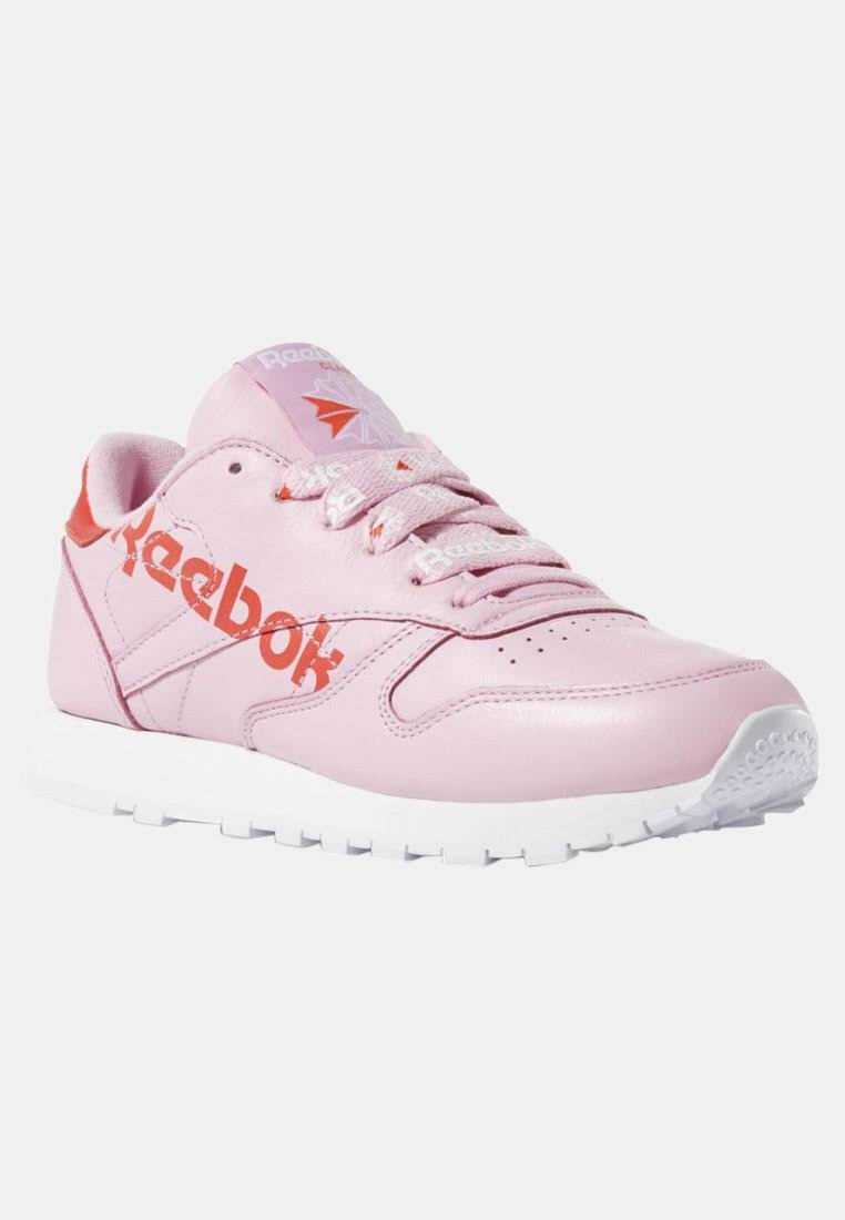 Rosarossobianco Reebok PinkDonnaTaglia38 PinkDonnaTaglia38 Classic Reebok Reebok 5RosaScarpe 5RosaScarpe Rosarossobianco Classic Classic PinkDonnaTaglia38 2EH9ID