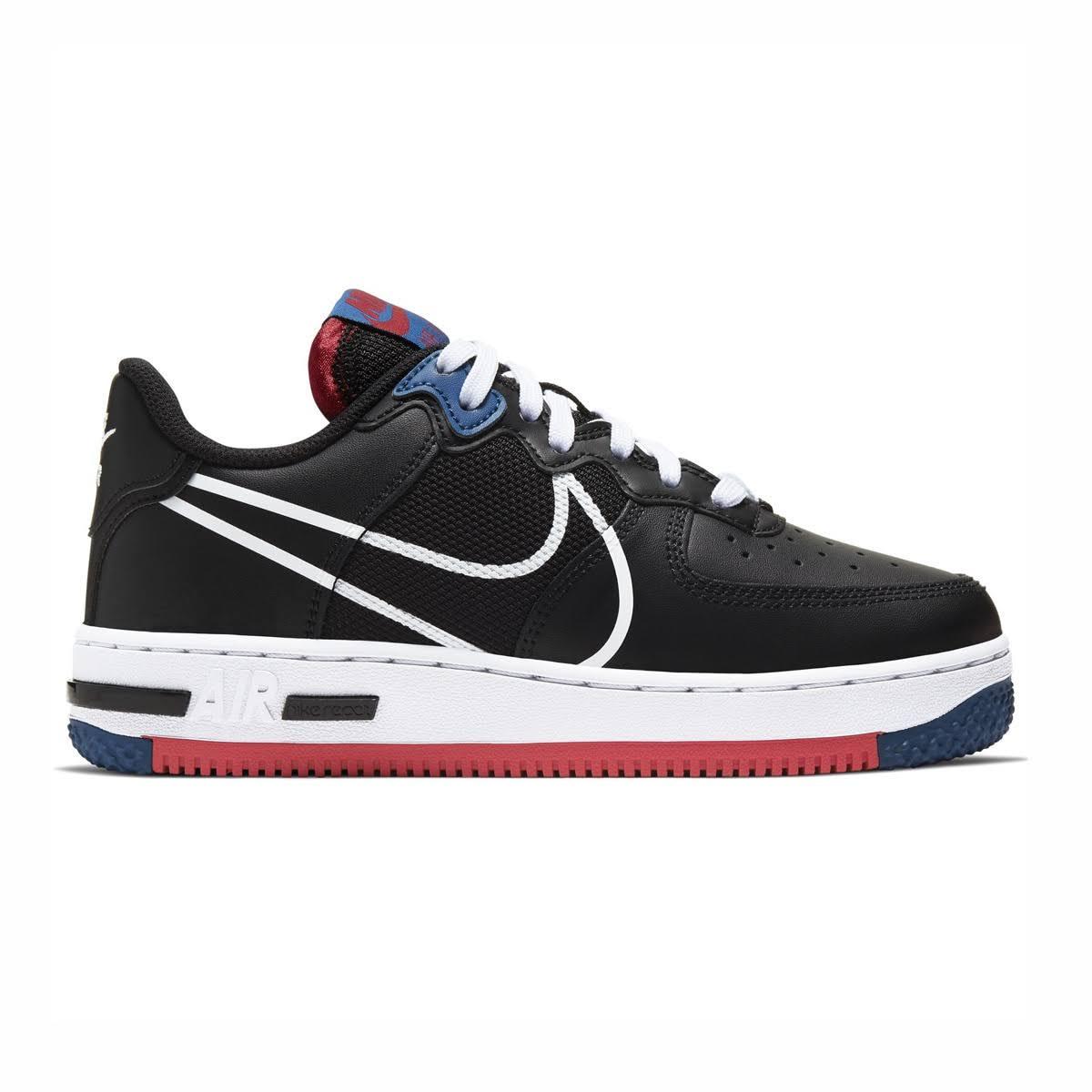 Nike Air Force 1 React Junior - Black - Kids - Trainers