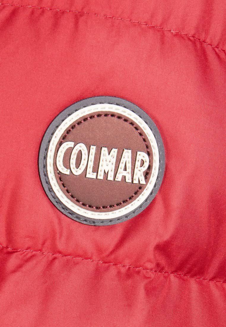 Dunkelrot Herren Colmar Originals Größe 46 Daunenjacke Eq0AwFAX