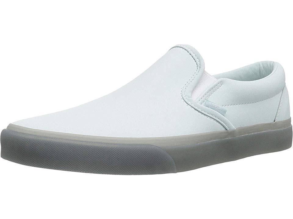 8 Men's Translúcida Sin Wan Calzado 7 Classic Cordones Ua 5 Women's Blue Vans Medium goma qA47A