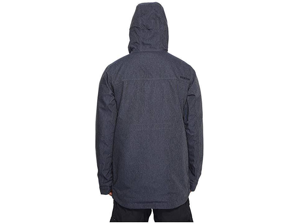 Covert Hombre 403 Azul Burton Jacket Denim qCwExXxB1d