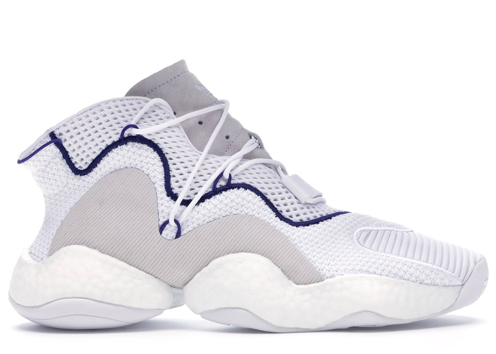 Adidas Crazy BYW LVL 1 White