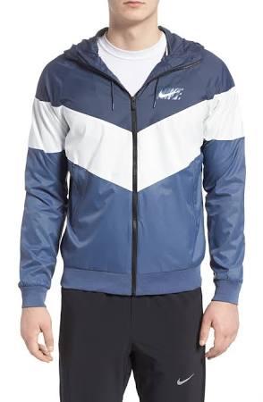 Blue Aj1396471 Herren Gx White Thunder Windrunner Nike Xxl Größe Summit 70qntEHw