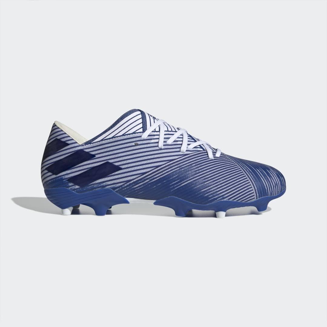 Adidas Nemeziz 19.2 FG White Royal Blue