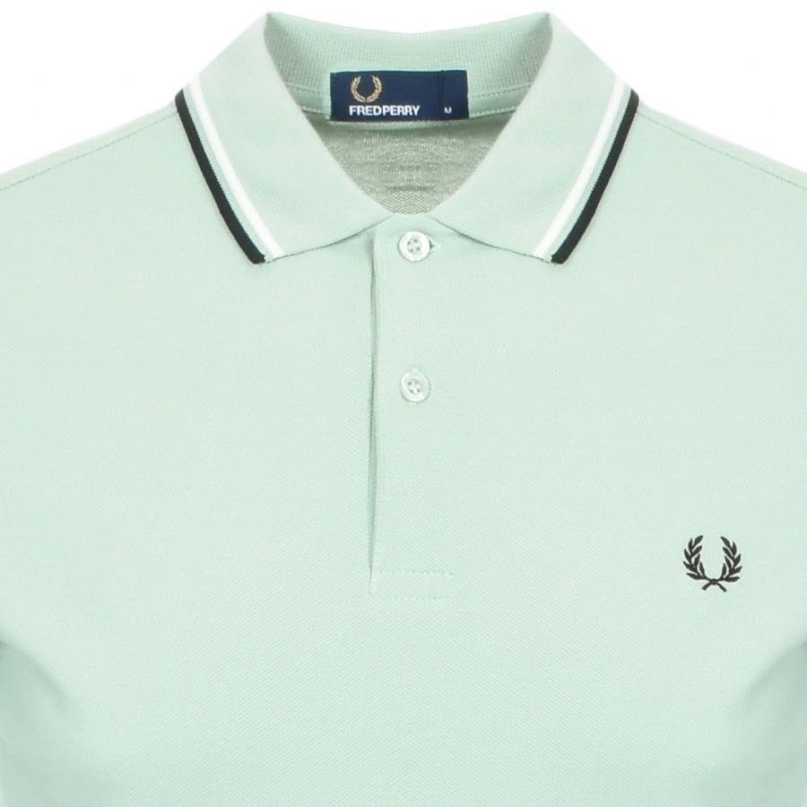 Camiseta Doble De Punta Polo Verde Perry Con Fred fqH6xYFw