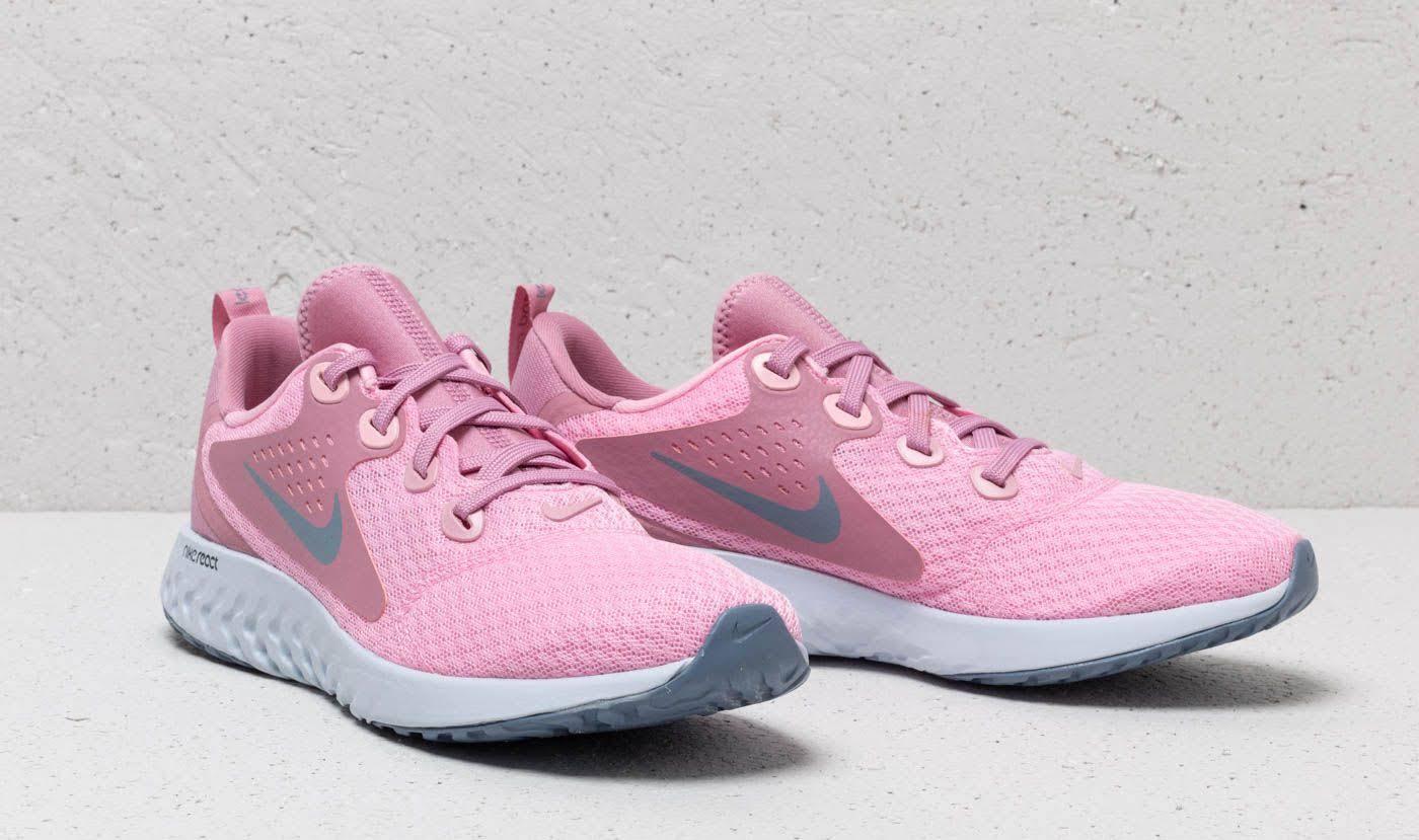 Legend React Biegania Fuksja Dziewczęce Do Nike Obuwie Rebel gwqW5P