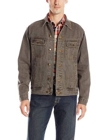 Armynavyusa Rjk30ch 3xl Jacket Wrangler Denim Charcoal By 0qwTtOYx