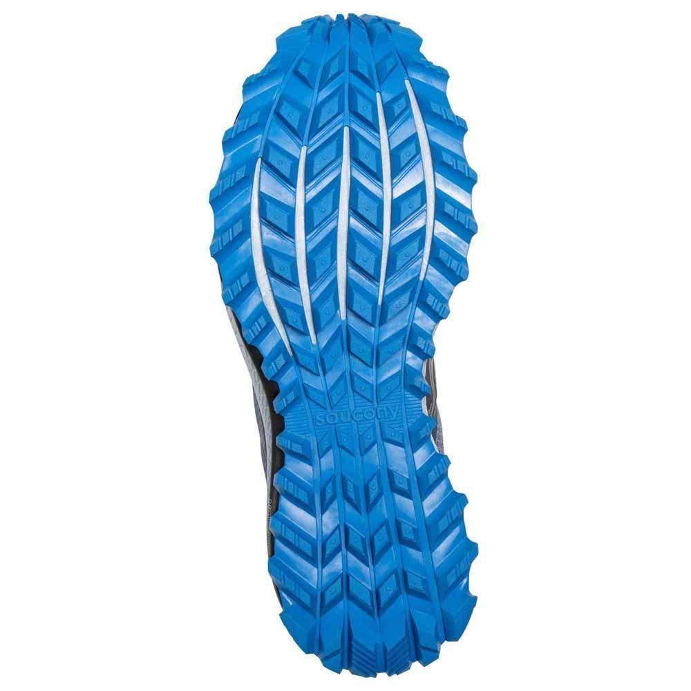 Black 44 Blue Running Saucony 8 Grey Peregrine Trail Shoes wCgXC4vxq