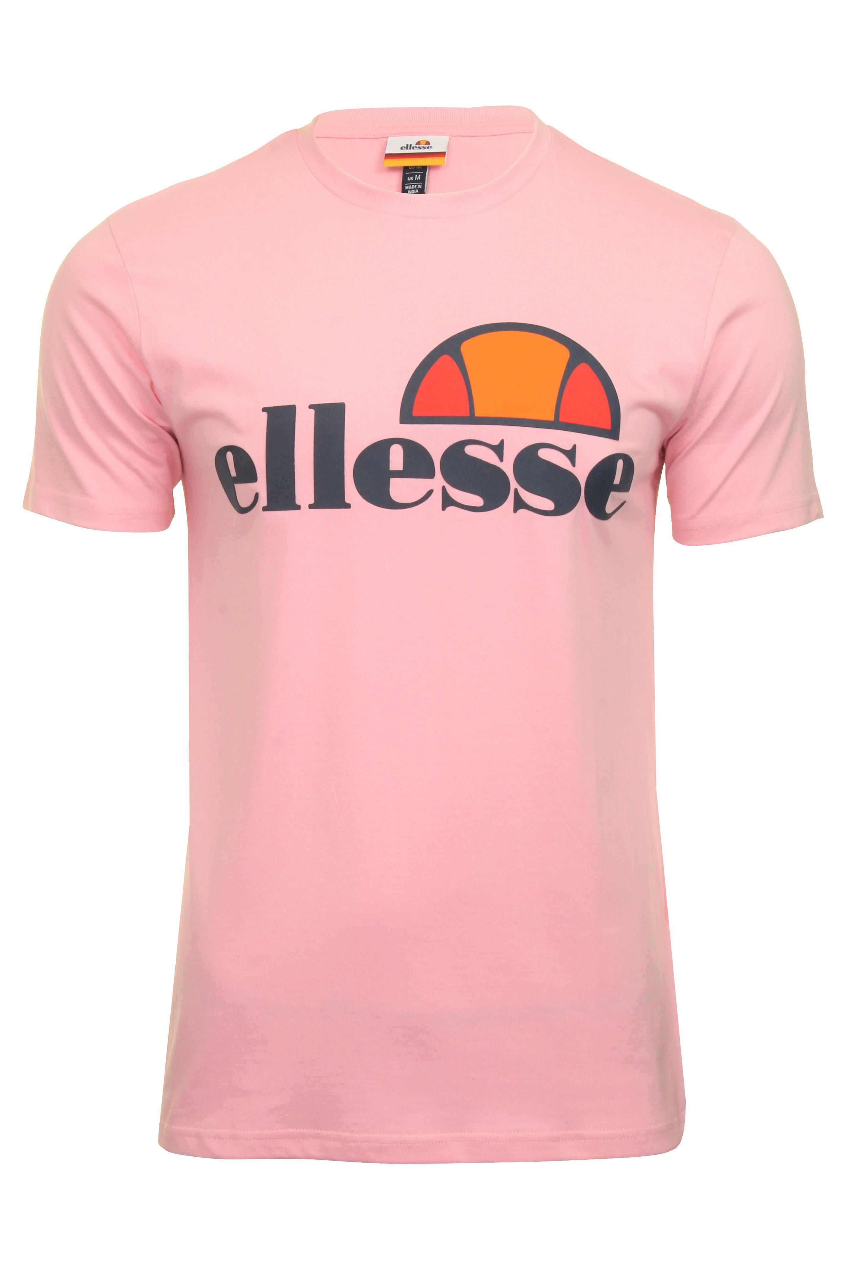 Prado Camiseta Heritage Tamaño Sha01147 Xl Color Rosa Ellesse Rosa rrSqZEUAw
