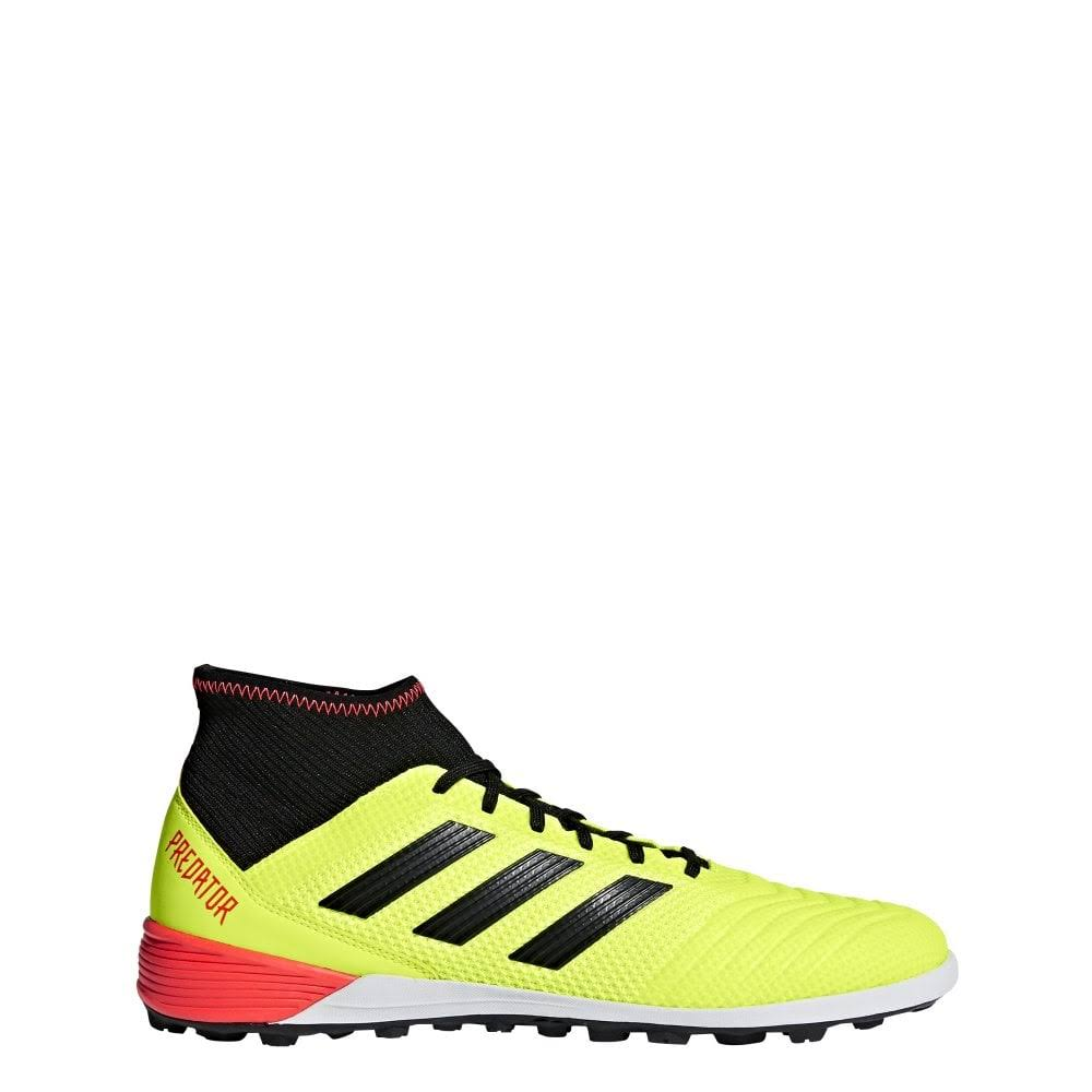 Adidas Predator Tango 18.3 TF Size: UK 10, Colour: Yellow