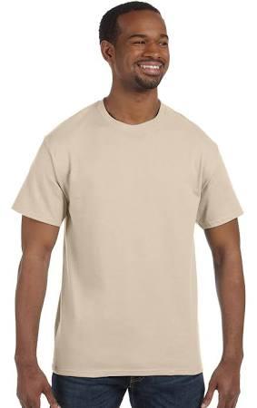 29m Camiseta Jerzees 50 Marrón Pequeño 50 Hombre Tamaño 7qw1tPdxw