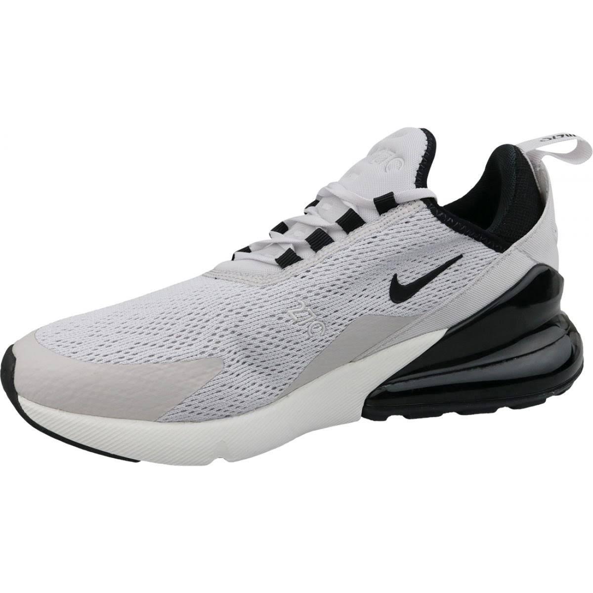 Nike Air Max 270 Vast Grey Black (W)