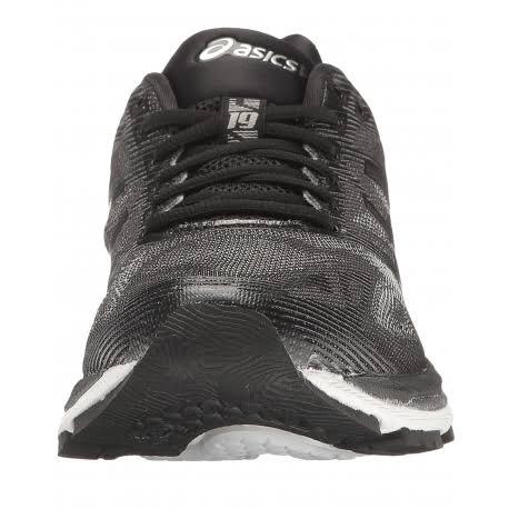 19 Zapatillas Silver Blackonyx Mujer Running Onyx Asics Negro Para De Gel nimbus T750n AXRXrTqw
