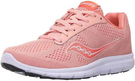 Saucony M Us Shoe Cor Cor Running white Women's Ideal 5 white Grid qxrfqwF8z