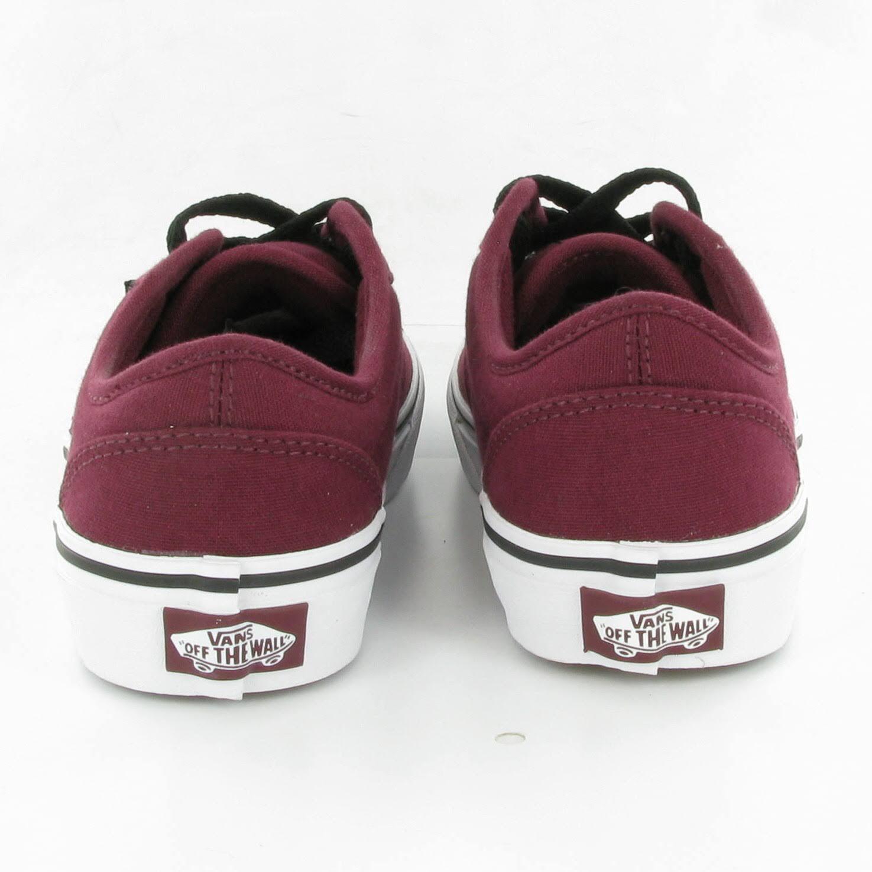 schoenen Atwood Vans Lace oxbloodzwart Lace oxbloodzwart Vans Vans schoenen Atwood Atwood Lace Yb7yfv6g