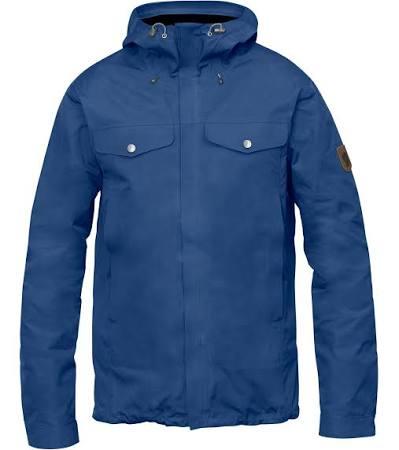 Deep Blue Century Fjällräven Greenland Jacket L Half qwI84Pa