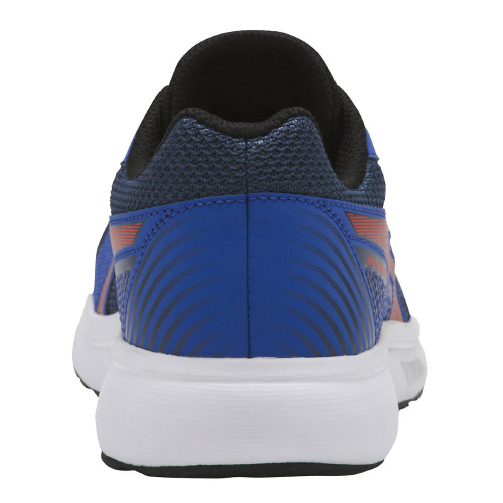 Blu Gs Stormer Da rosso Asics 2 Ss18 Scarpe Junior Corsa U8Ew1wqd